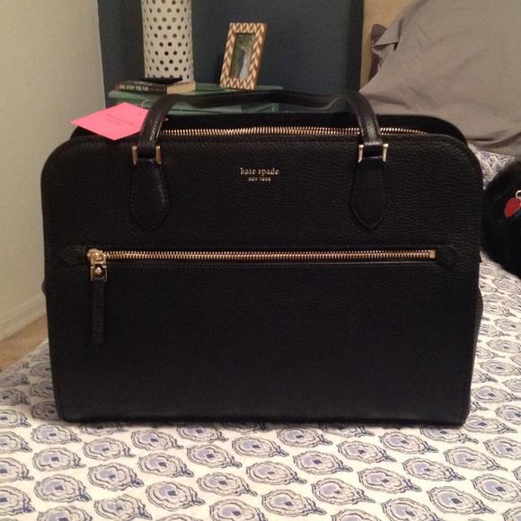 kate spade Handbags - Brand new Kate Spade Polly Large Work Tote!